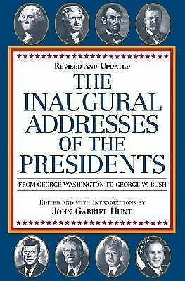 The Inaugural Addresses of the Presidents by Random House Value Publishing...