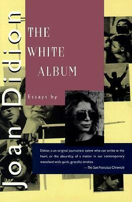 The White Album by Didion, Joan
