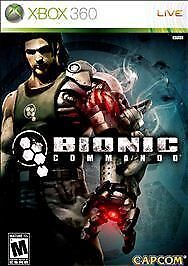 Bionic Commando - Xbox 360 (Game) by