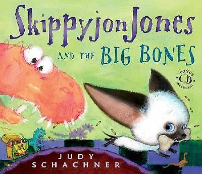 Skippyjon Jones and the Big Bones, Schachner, Judy, Good Book