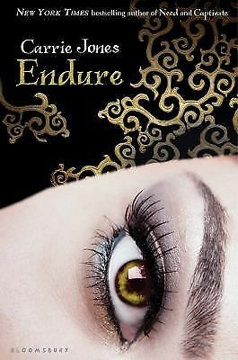 Endure (Need), Jones, Carrie, Good Book