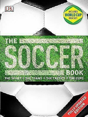 The Soccer Book, DK Publishing, Good Book