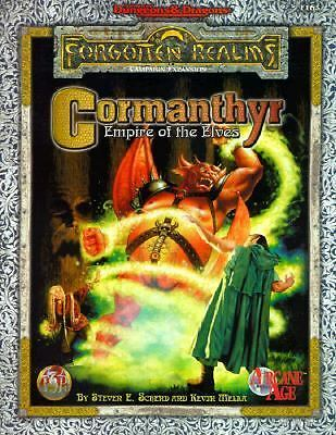 Cormanthyr: Empire of the Elves (AD&D Fantasy Roleplaying, Forgotten Realms, Bo
