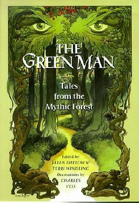 The Green Man : Tales from the Mythic Forest, Ellen Datlow, Acceptable Book