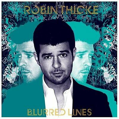 Blurred Lines [Deluxe Edition][Edited] by Robin Thicke