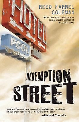 Redemption Street (Moe Prager Series) by Coleman, Reed Farrel