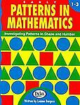 Early Patterns in Mathematics: Investigating Patterns in Shape & Number, Grades