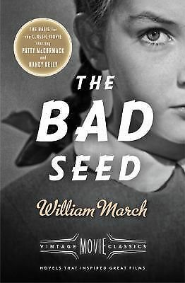 The Bad Seed: A Vintage Movie Classic, March, William, Acceptable Book