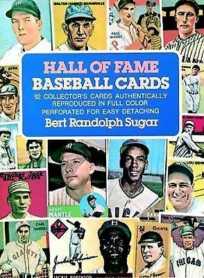 Hall of Fame Baseball Cards by Sugar, Bert Randolph