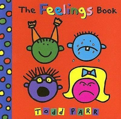 The Feelings Book, Parr, Todd, Good Book