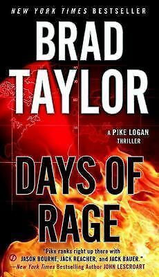 Days of Rage: A Pike Logan Thriller, Taylor, Brad, Good Book