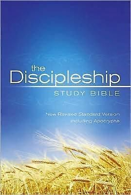 The Discipleship Study Bible: New Revised Standard Version including Apocrypha,