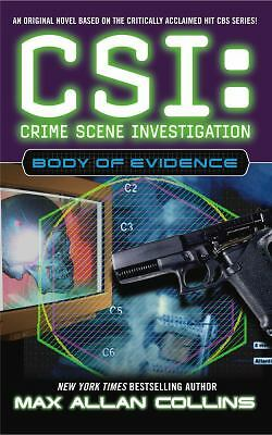 Body of Evidence (CSI), Collins, Max Allan, Acceptable Book