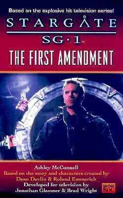 Stargate SG-1: The First Amendment, Ashley McConnell, Acceptable Book