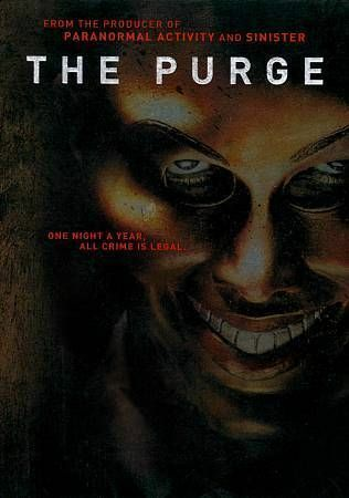 The Purge, Good DVD, Ethan Hawke, Lena Headey, James DeMonaco