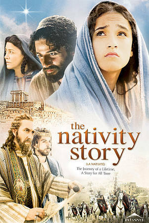 The Nativity Story / La Nativité (Widescreen & Full Screen Versions), Good DVD,