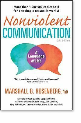 Nonviolent Communication: A Language of Life, Marshall B. Rosenberg, Acceptable