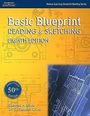 Basic Blueprint Reading and Sketching Delmar Learning Blueprint Reading)
