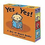 Yes Yes! A Box of Board Books (Leslie Patricelli board books) by Patricelli, Le