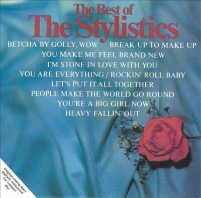 Stylistics-Best Of by The Stylistics