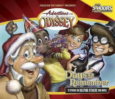 Days to Remember (Adventures in Odyssey #31) by AIO Team