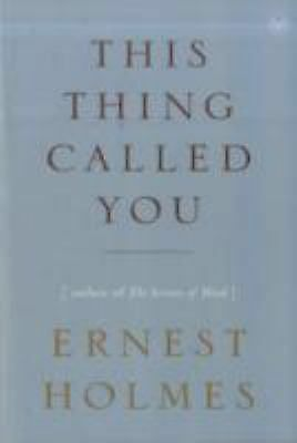 This Thing Called You, Holmes, Ernest, Good Book