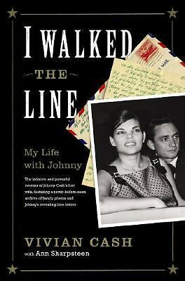 I Walked the Line: My Life with Johnny, Vivian Cash, Acceptable Book