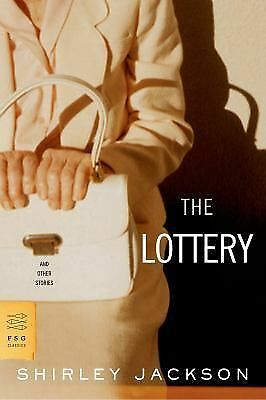The Lottery and Other Stories, Jackson, Shirley, Good Book