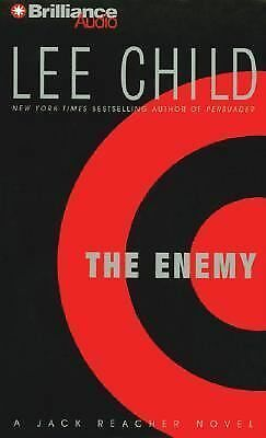 The Enemy (Jack Reacher, No. 8), Child, Lee, Good Book