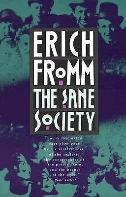 The Sane Society, Fromm, Erich, Acceptable Book
