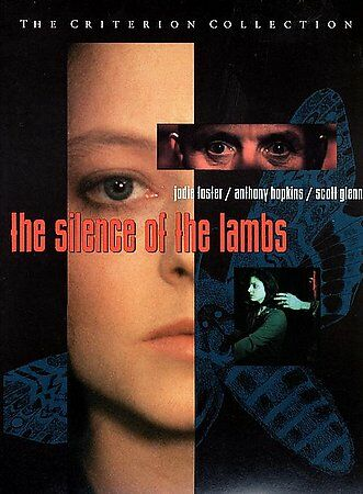 The Silence of the Lambs (Criterion Collection Spine #13) by