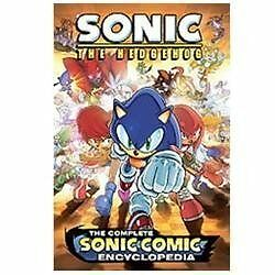 The Complete Sonic the Hedgehog Comic Encyclopedia, Sonic Scribes, Good Book