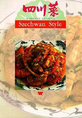 Chinese Cuisine: Szechwan Style by Publishing, Wei-Chuan, Lee-Hwa Lin