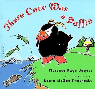 There Once Was a Puffin: 9 by Jaques, Florence Page