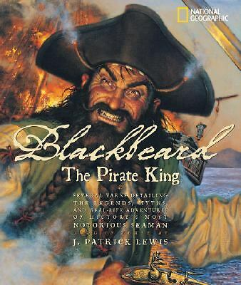 Blackbeard the Pirate King, Lewis, J. Patrick, Acceptable Book