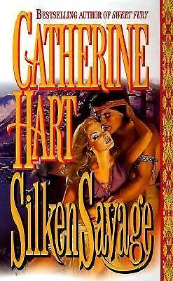 Silken Savage by Hart, Catherine