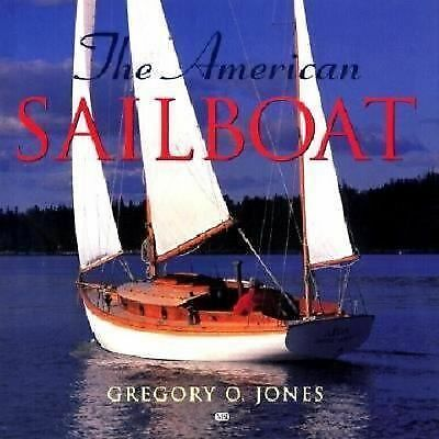 American Sailboat by Jones, Gregory O.