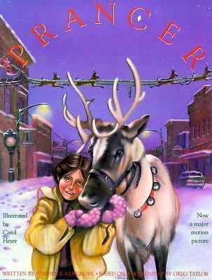 Prancer: Christmas (DreamMaker Classic), Cosgrove, Stephen, Acceptable Book