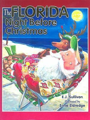 The Florida Night Before Christmas, Sullivan, E. J., Good Book