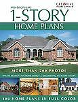 Most-Popular 1-Story Home Plans by Editors of Creative Homeowner