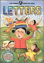 The Learning Treehouse: Letters, Good DVD, None, Peter Jackson
