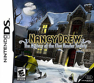 Nancy Drew: The Mystery of the Clue Bender Society by Majesco Sales Inc.