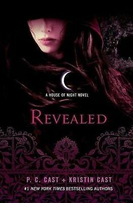 Revealed (House of Night), Cast, Kristin, Cast, P. C., Acceptable Book