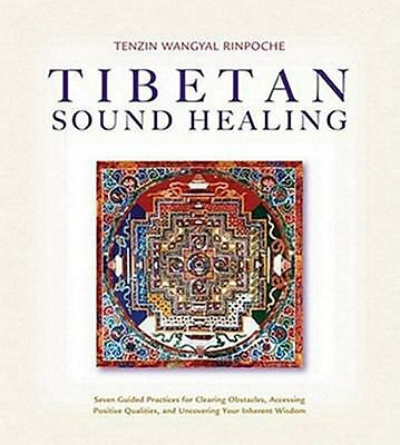 Tibetan Sound Healing, Tenzin Wangyal Rinpoche, Good Book