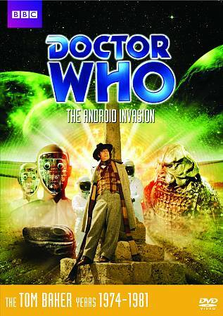 Doctor Who: The Android Invasion (Story 83), Good DVD, John Levene, Ian Marter,