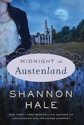 Midnight in Austenland: A Novel, Hale, Shannon, Good Book