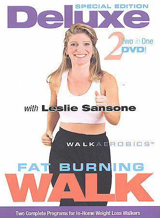 Leslie Sansone - Fat Burning Walk Deluxe Edition (Fat Burner Walk 2 Miles / Fat