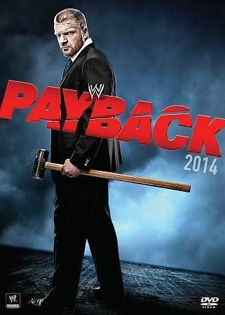 WWE: Payback 2014, Good DVD, Sheamus, Daniel Bryan, John Cena, Wwe