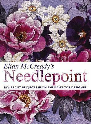 Elian McCready's Needlepoint, Mccready, Elian, Acceptable Book