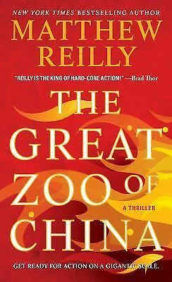 The Great Zoo of China, Reilly, Matthew, Good Book